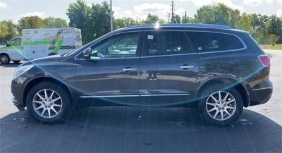 Used Car Demo - 2017 Buick Enclave